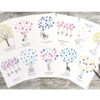 Kids fingerprint guest books